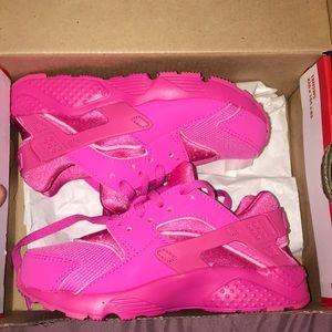 Pink nike (toodlers)